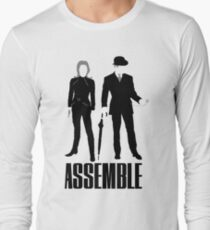 The Original Avengers Assemble Long Sleeve T-Shirt