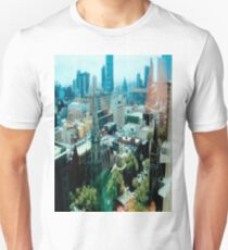 High rises in Paradise Unisex T-Shirt