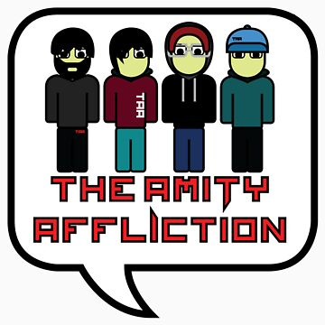 The Amity Affliciton by FR13R