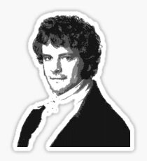 Mr Darcy Sticker