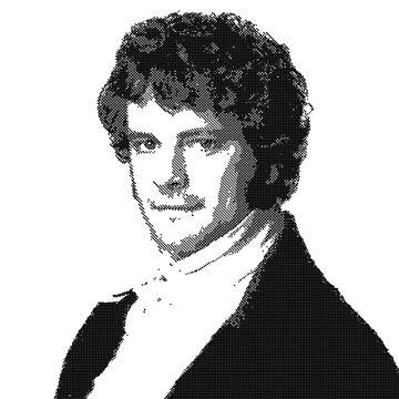 Mr Darcy by bellingk