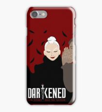 DARKENED iPhone Case/Skin