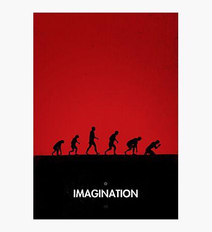 99 steps of progress - Imagination Photographic Print
