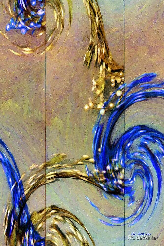 Cosmic Mitochondria by RC deWinter