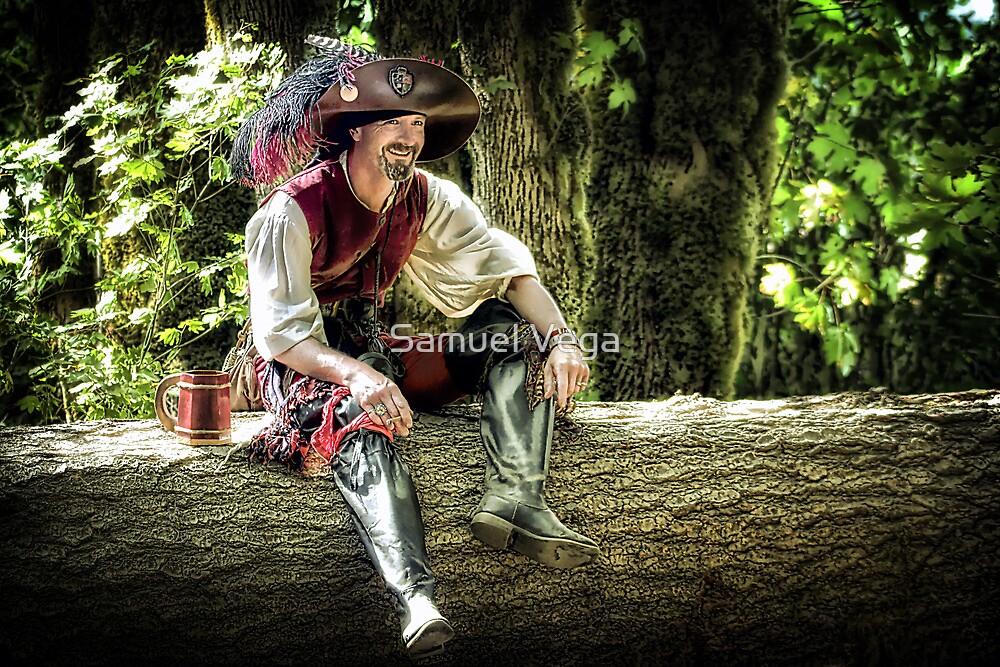 Pirate Guard by Samuel Vega