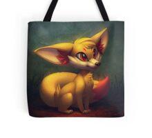 Fire Starter Pokemon Fan Art - Fennekin Tote Bag
