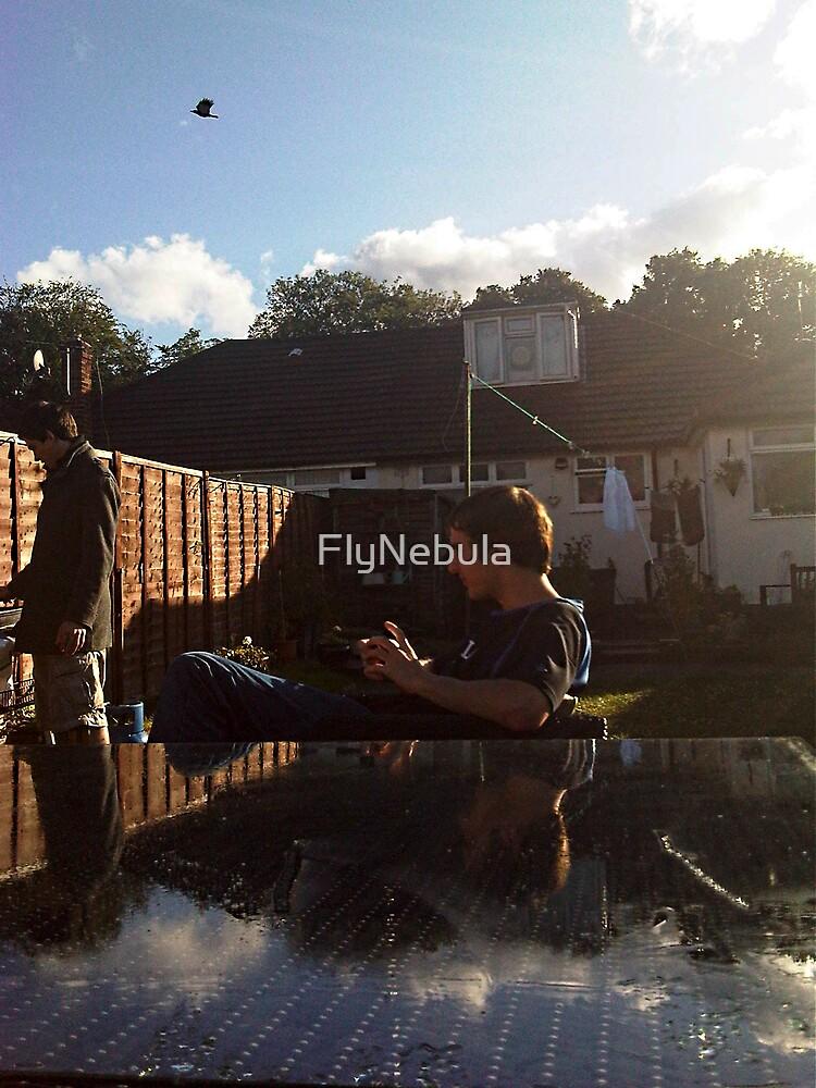 Reflection by FlyNebula
