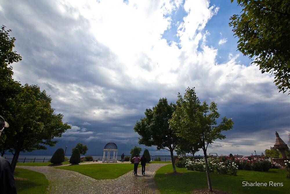Lief Erickson Park - Duluth by Sharlene Rens