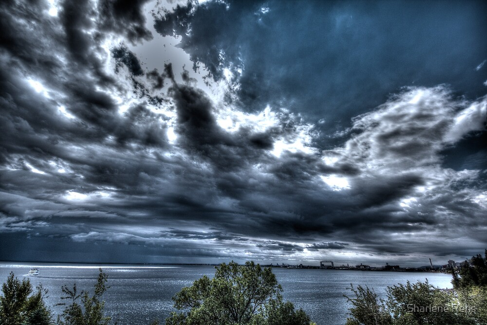 Lake Superior by Sharlene Rens