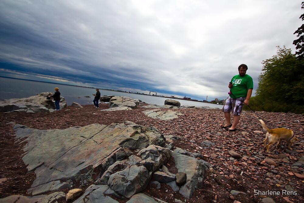 Rocky Beach by Sharlene Rens