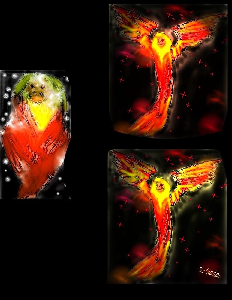 Archangel Michael by Semmaster