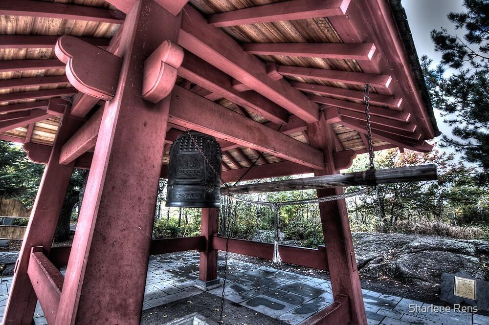 Japanese Bell by Sharlene Rens