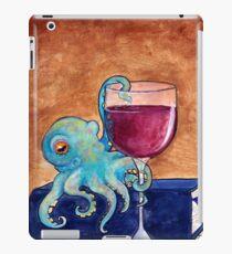 octowine iPad Case/Skin
