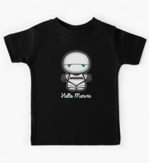 Hello Marvin Kids Tee