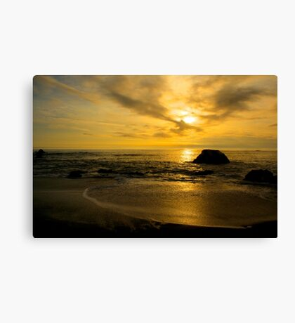 Peace and Light Canvas Print