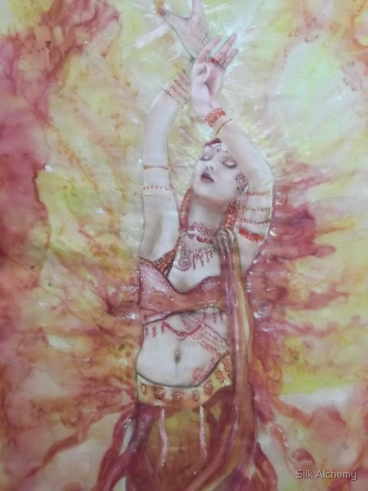 Shakti's bliss by Silk Alchemy
