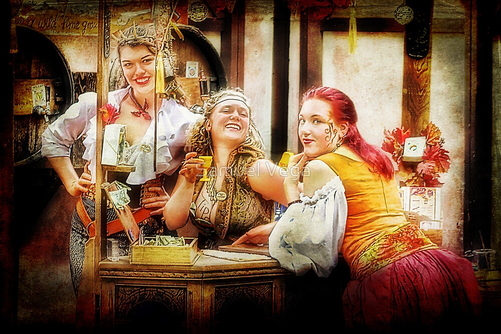The Traveling Tavern by Samuel Vega