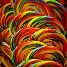 Lollipops by Barbara  Brown