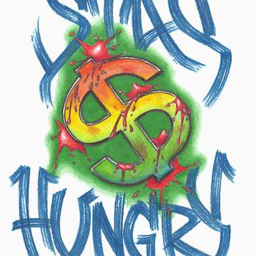 Stay Hungry by JJPayan