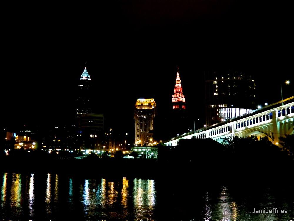 Cleveland by JamiJeffries