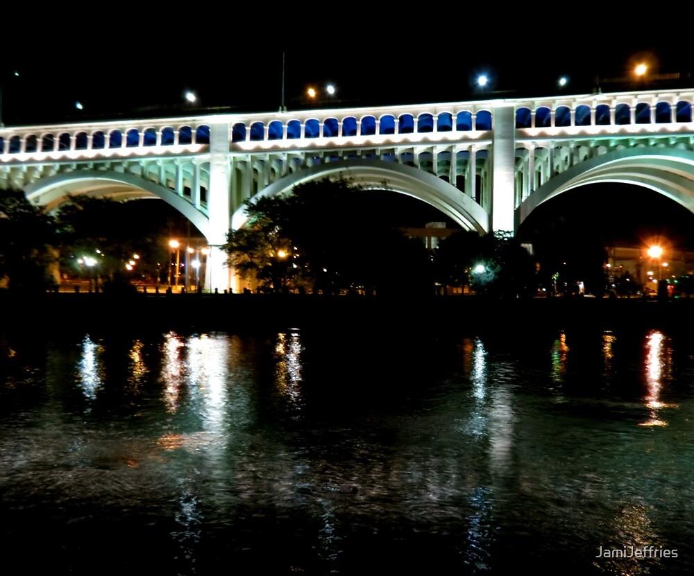 Veteran's Memorial Bridge by JamiJeffries