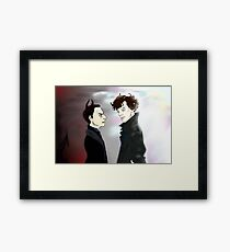 Dance With the Devil  Framed Print