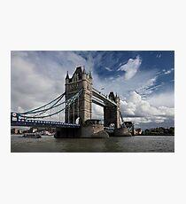 Tower Bridge Photographic Print