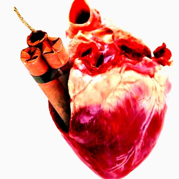 Heart Bomb by losmostachos