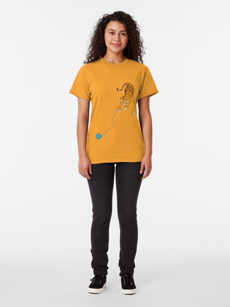 Alternate view of Big Kitty Classic T-Shirt