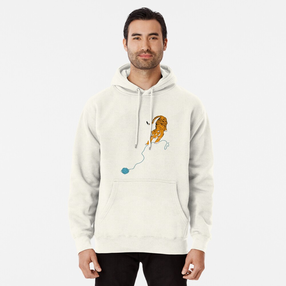Big Kitty Pullover Hoodie