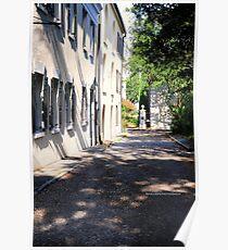 Historic Charleston SC IV Poster