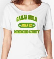 California Ganja Women's Relaxed Fit T-Shirt