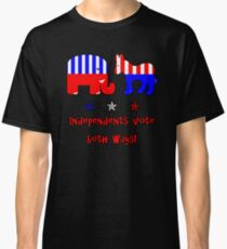 Independents Vote T-Shirt Classic T-Shirt