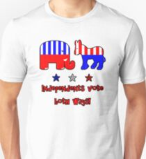 Independents Vote T-Shirt T-Shirt