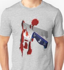 The Butcher Knife Unisex T-Shirt