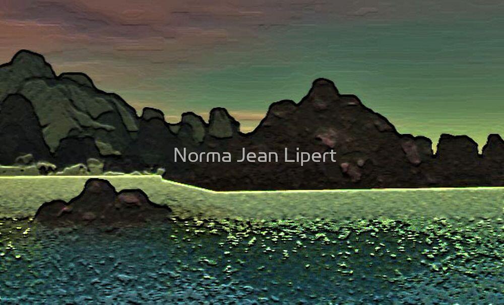 It's Early Morning by Norma Jean Lipert