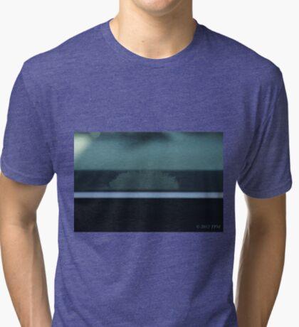 Trophy Wife Hides Head Tri-blend T-Shirt