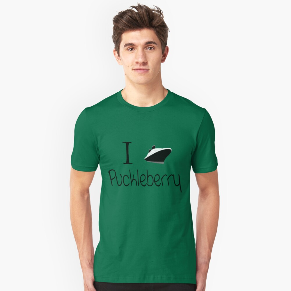 I Ship Puckleberry! Unisex T-Shirt Front