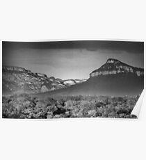 Drakensburg Escarpment Poster