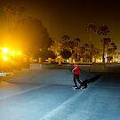 Nighttime Skater Boogie by Tucker Adams by SharksEatMeat