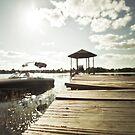 The Dock by Tucker Adams by SharksEatMeat