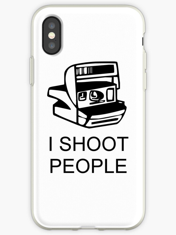 I Shoot People by VanPerriStudios