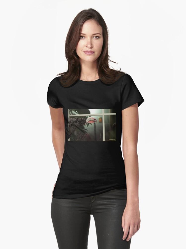 Peeping Tom Womens T-Shirt Front