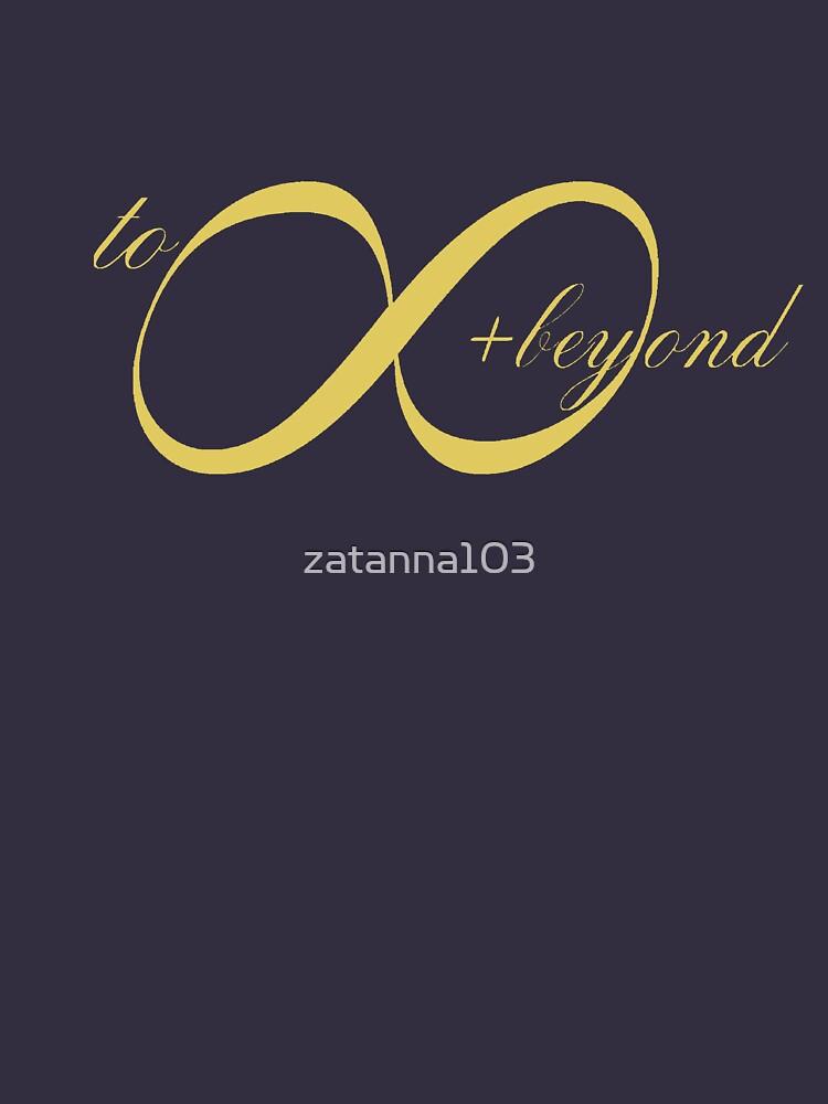 To Infinity & Beyond! by zatanna103