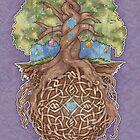 Gaia Life Tree by TeaToucan