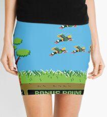 Mighty Ducks Flying V/Duck Hunt Mini Skirt