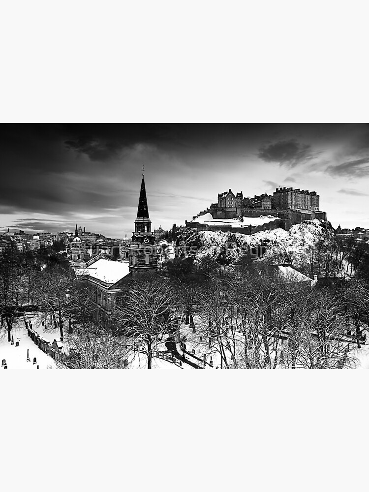 Edinburgh In Ermine by Sparky2000