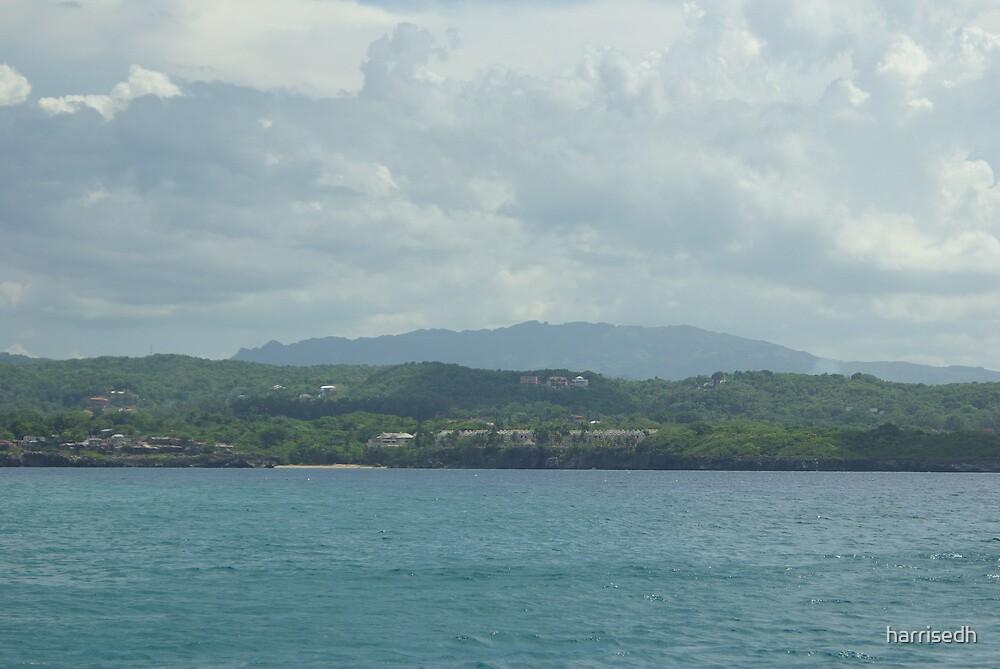 Ocean Blue View by harrisedh