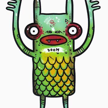 Alien by mandoburger