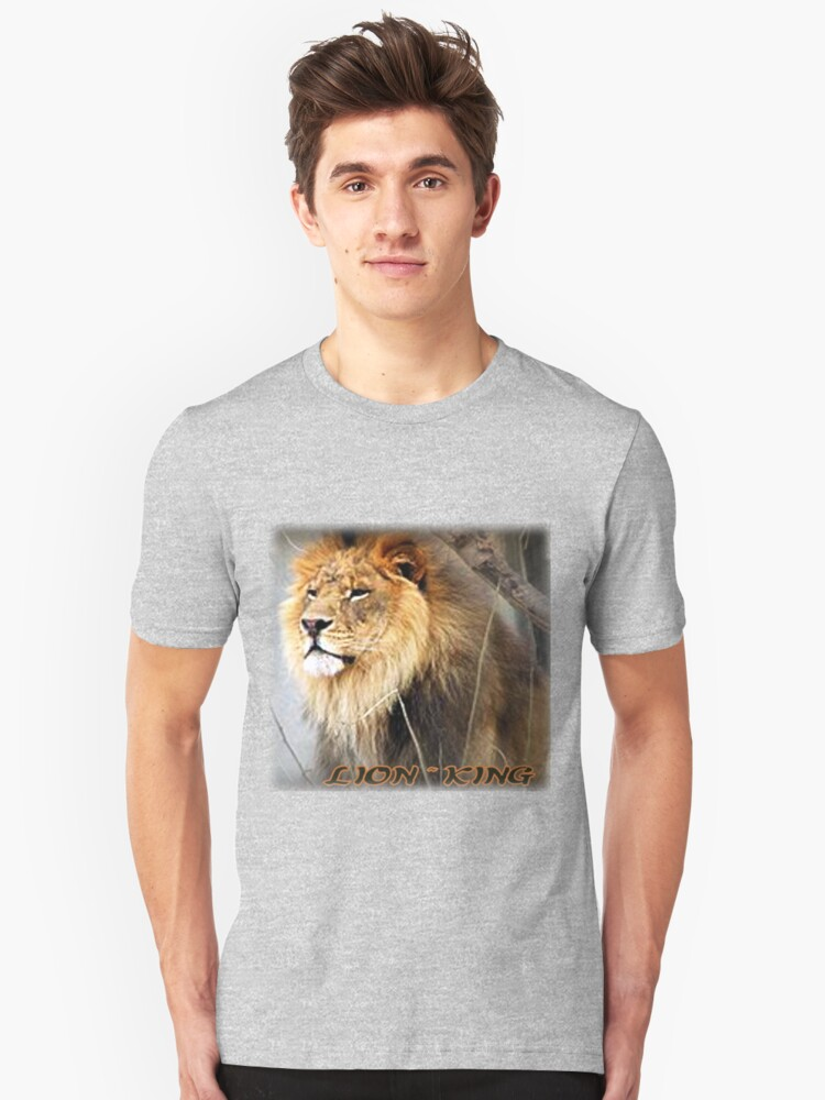 Lion King - Tees and Hoodies Unisex T-Shirt Front